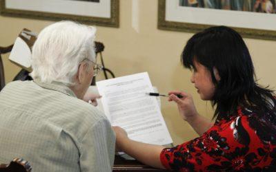 Moving a Family Member to a Senior Care Facility